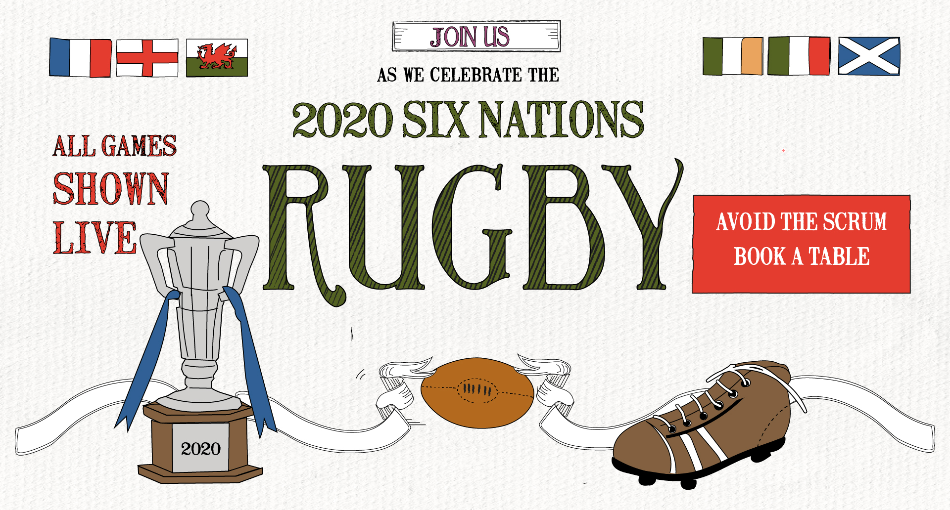 Six Nations at The Jericho